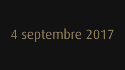 4 septembre 2017