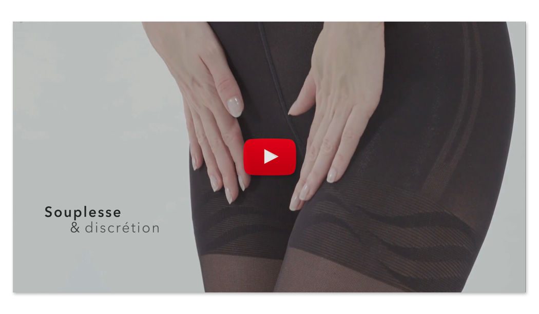 Smartleg collants de contention : pieds
